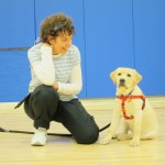 Phyllis Couvares of Follow My Lead Dog Training - Learn how to curb your dog
